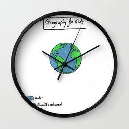#132 Wall Clock