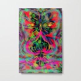Jabo Metal Print