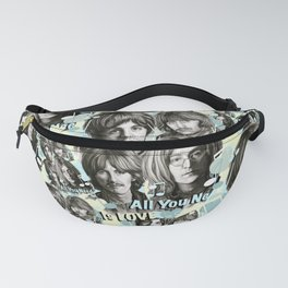 All You Need Is Love Fanny Pack