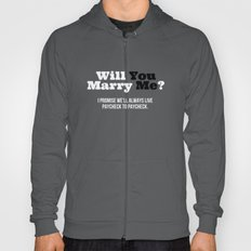 Marry Me Hoody