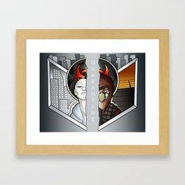 Children of the Revolution Framed Art Print