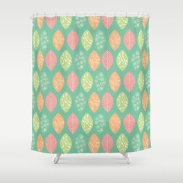leafes Shower Curtain