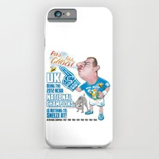 Wildcats Being #1 is Nothing to Sneeze at! Slim Case iPhone 6s