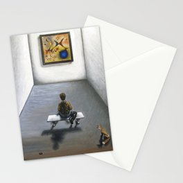 """""""Lose Yourself"""" Stationery Cards"""