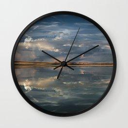 Lake Abert Wall Clock