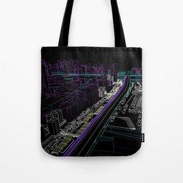 Tríptico Urbano Dos Tote Bag