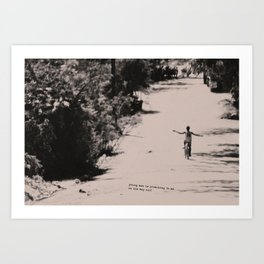 Lyrical Haiti 05 Art Print