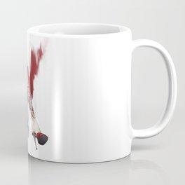 aGirl w/guitar&lilyTattoo Coffee Mug