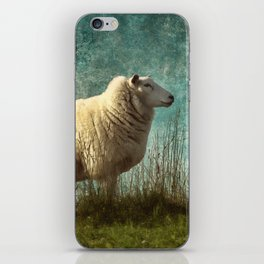 Vintage Sheep iPhone Skin