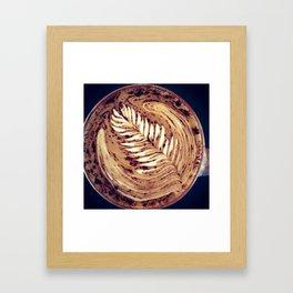 coffee 2 Framed Art Print