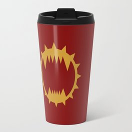Warhammer 40k World Eaters Minimalist Print Travel Mug
