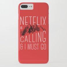 Netflix is calling iPhone 7 Plus Slim Case