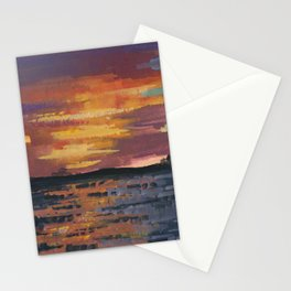 Taiba Lagoon Stationery Cards