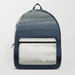 WITHIN THE TIDES - CRUSHING WAVES BLUE Backpack
