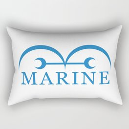 marine Rectangular Pillow