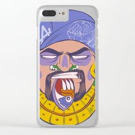 DTM Azteca Clear iPhone Case