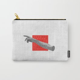 The Finger And The Moon Carry-All Pouch