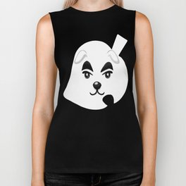 Animal Crossing KK Slider Biker Tank