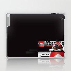 Niki Lauda, McLaren MP4/2 TAG Porsche, 1984 Laptop & iPad Skin