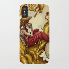 Golden Tree iPhone X Slim Case