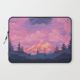 Mount Rainier Laptop Sleeve