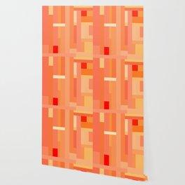 Tangerine Gradient Wallpaper