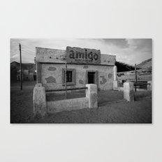 Amigo Canvas Print