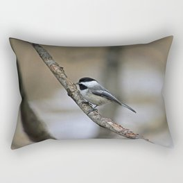 Chickadee Rectangular Pillow