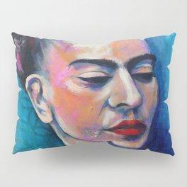 Je te ciel, hommage à Frida Kalos Pillow Sham