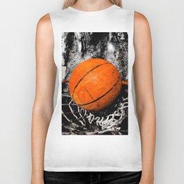 The basketball Biker Tank