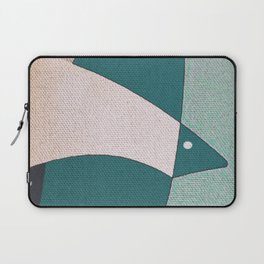 L'uccello in Volo Laptop Sleeve