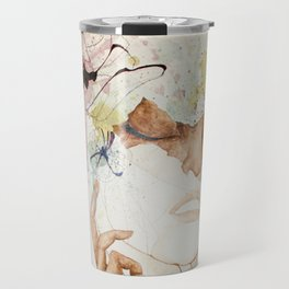 Floraison Travel Mug