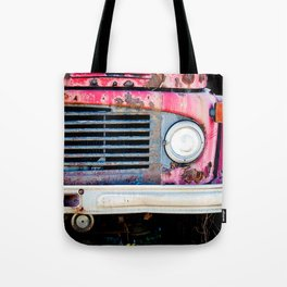 The Grill Tote Bag