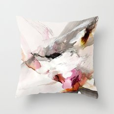 Day 23: Senses may override the mind, but a steady mind can abrogate the senses. Throw Pillow