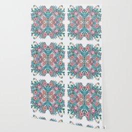 Blossoming Mandala Wallpaper