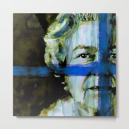 Her Majesty's A Pretty Nice Girl Metal Print