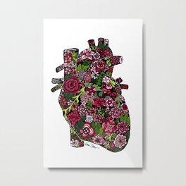 Anatomically Correct Metal Print