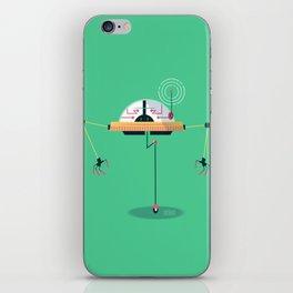 :::Mini Robot-Monopus::: iPhone Skin