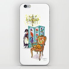 History iPhone & iPod Skin