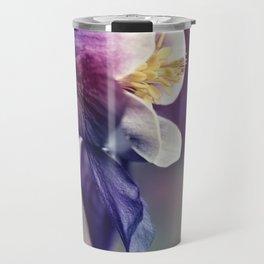 Columbine Flower 279 Travel Mug