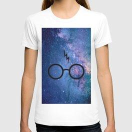 Cosmic Lightning Scar HP T-shirt
