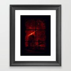The Otherside Framed Art Print