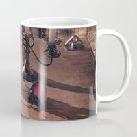 bdsm Mugs featuring BDSM Rendezvous by Simone Gatterwe