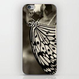 Butterfly ~ La robe du soir ~ evening dress ~ iPhone Skin