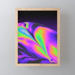 LOW BEAM Framed Mini Art Print