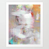 tchmo Art Prints featuring Untitled 20140514e by tchmo