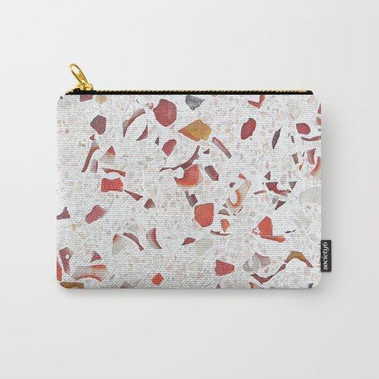 Terrazzo Multicolor Carry-All Pouch