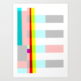 Error 010 Art Print