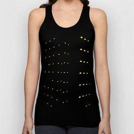 Echo Lights. Fashion Textures Unisex Tank Top