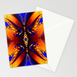 Phantasy world Dark 8 Stationery Cards